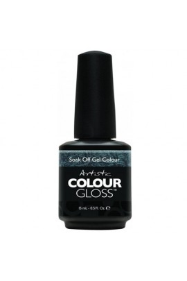 Artistic Colour Gloss - Tinseled Holiday 2015 Collection - Party Teal Dawn - 0.5oz / 15ml