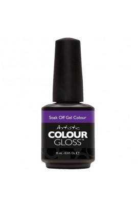 Artistic Colour Gloss - Retro Redux Summer 2016 Collection - Pin-Up Purple - 0.5oz / 15ml