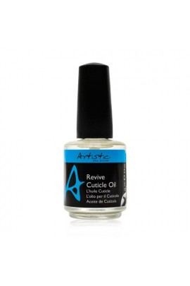 Artistic Colour Gloss - Revive Cuticle Oil - 0.5oz / 15ml