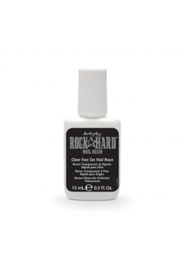 Artistic Rock Hard Professional Nail Resin - Clear - 0.5oz / 15ml