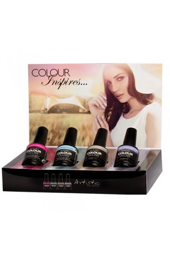 Artistic Colour Gloss - Spring 2014 Collection - All 4 Colors - 0.5oz / 15ml Each