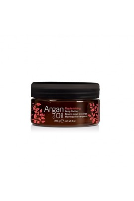 Body Drench Argan Oil - Replenishing Body Butter - 8oz / 226g