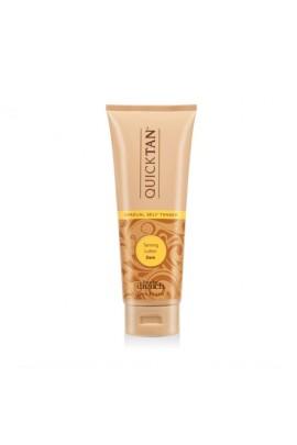 Body Drench Quick Tan - Gradual Tanning Lotion - Dark - 8oz / 236ml