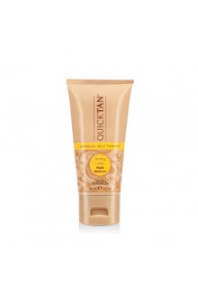 Body Drench Quick Tan - Gradual Face Tanning Lotion - Medium - 2oz / 59ml