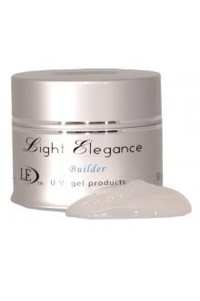 Light Elegance UV Gel - Clear Builder - 1.79oz / 50ml