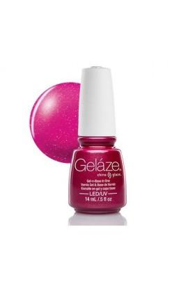 China Glaze Gelaze Gel Polish - Ahoy! - 0.5oz / 14ml