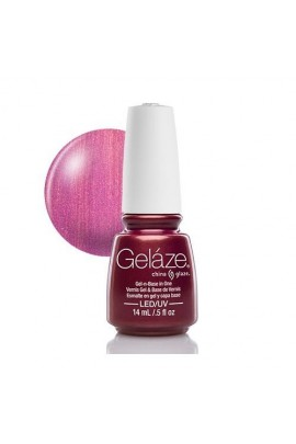 China Glaze Gelaze Gel Polish - Awakening - 0.5oz / 14ml