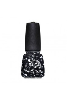 China Glaze Nail Polish - Cirque du Soleil Collection - Whirled Away - 0.5oz / 14ml