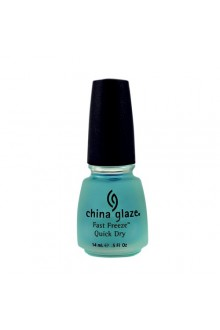 China Glaze Treatment - Fast Freeze Quick Dry - 0.5oz / 14ml