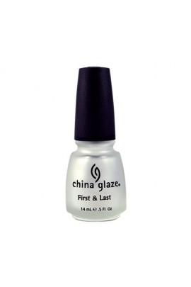 China Glaze Treatment - First & Last - 0.5oz / 14ml