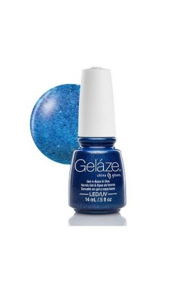 China Glaze Gelaze Gel Polish - Dorothy Who? - 0.5oz / 14ml