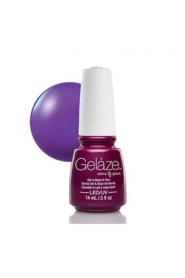 China Glaze Gelaze Gel Polish - Flying Dragon - 0.5oz / 14ml