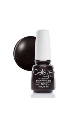China Glaze Gelaze Gel Polish - Lubu Heels - 0.5oz / 14ml