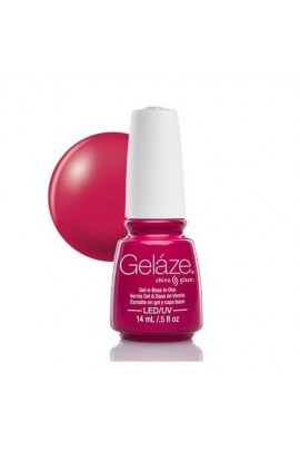 China Glaze Gelaze Gel Polish - Make An Entrance - 0.5oz / 14ml