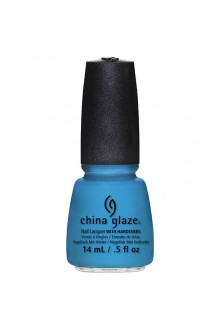 China Glaze Nail Polish - Sun-Sational Summer 2013 Collection - Isle See You Later