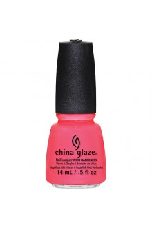 China Glaze Nail Polish - Sun-Sational Summer 2013 Collection - Shell-O