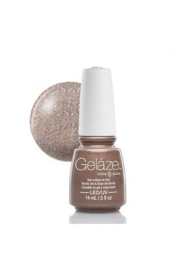China Glaze Gelaze Gel Polish - Swing Baby - 0.5oz / 14ml
