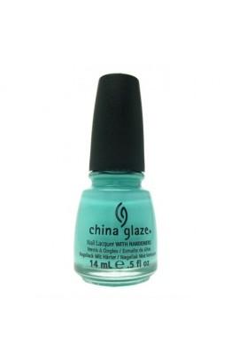 China Glaze Nail Polish - Aquadelic - 0.5oz / 14ml