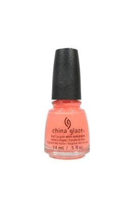 China Glaze Nail Polish - Flip Flop Fantasy - 0.5oz / 14ml
