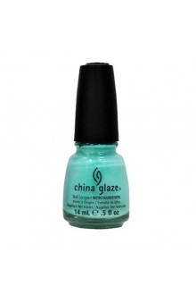 China Glaze Nail Polish - For Audrey - 0.5oz / 14ml