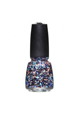 China Glaze Nail Polish - Surprise Collection - Glitter Up - 0.5oz / 14ml