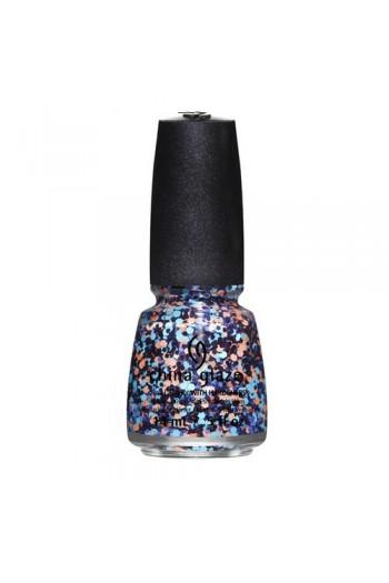 China Glaze Nail Polish - Surprise Collection - Glitter Up - 0.5oz / 14ml