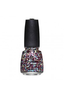 China Glaze Nail Polish - Surprise Collection - I'm A Go Glitter - 0.5oz / 14ml