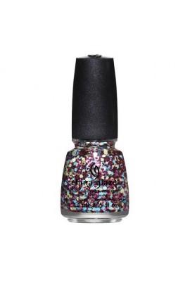 China Glaze Nail Polish - Surprise Collection - I'm A Go Glitter - 0.5oz / 14ml