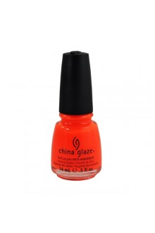 China Glaze Nail Polish - Japanese Koi - 0.5oz / 14ml