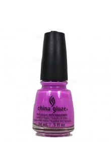 China Glaze Nail Polish - That's Shore Bright - 0.5oz / 14ml