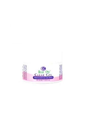 Christrio BASIC ONE Clear Gel - 0.5oz / 14g