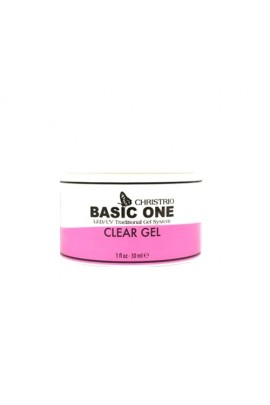 Christrio BASIC ONE Clear Gel - 1oz / 30ml