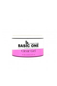 Christrio BASIC ONE Clear Gel - 2oz / 59ml