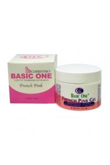 Christrio BASIC ONE French Pink Gel - 1oz / 30ml