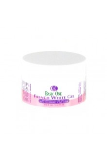 Christrio BASIC ONE French White Gel - 0.5oz / 14.79ml