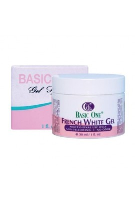 Christrio BASIC ONE French White Gel - 1oz / 30ml