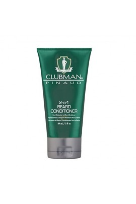 Clubman - 2-In-1 Beard Conditioner - 89ml / 3oz