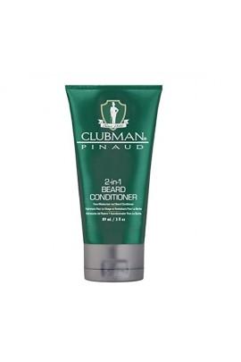 Clubman - 2-In-1 Beard Conditioner - 89ml / 3oz