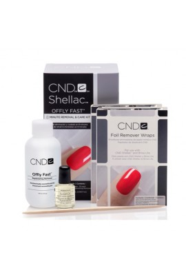 CND Offly Fast - 8 Minute Removal & Care Kit