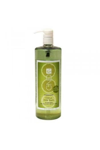CND Citrus Milk Bath - 33oz / 975ml
