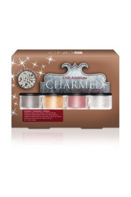 CND Additives Charmed Limited Collection - FREE AB CRYSTALS