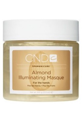 CND Almond Illuminating Masque - 13.3oz / 378g