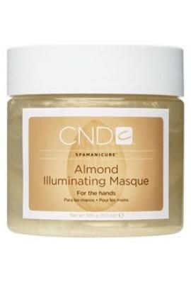 CND Almond Illuminating Masque - 13.3oz / 378g