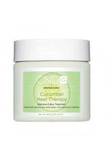 CND Spa - Cucumber Heel Therapy - 15oz / 425g