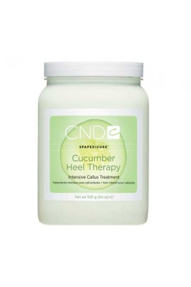 CND Spa - Cucumber Heel Therapy - 54oz / 1530g