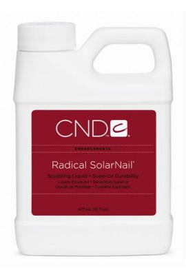 CND Radical Liquid - 16oz / 473ml - (U.S. Shipping Only)