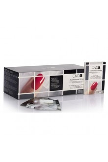 CND Shellac Foil Remover Wraps - 250 Pack