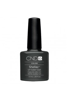 CND Shellac - Asphalt - 0.25oz / 7.3ml