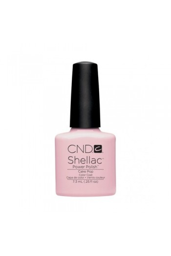 CND Shellac Power Polish - Sweet Dreams Collection - Cake Pop -  0.25oz / 7.3ml