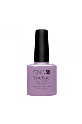 CND Shellac Power Polish - Sweet Dreams Collection - Lilac Longing -  0.25oz / 7.3ml